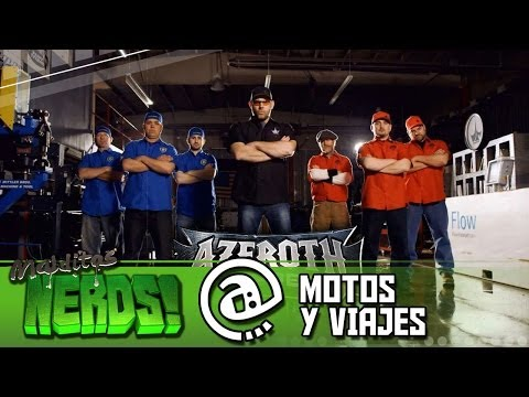 Malditos Nerds: motos y viajes