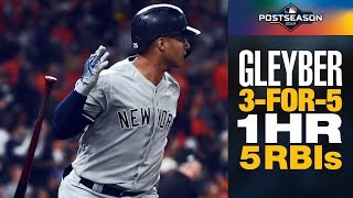 Yankees' Gleyber Torres has HUGE night against Astros in ALCS Game 1