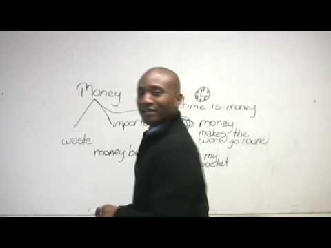 "Idioms in English – ""Money"""