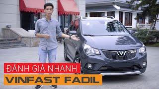Mua VinFast Fadil nên chọn option nào? Đánh giá nhanh   Whatcar.vn