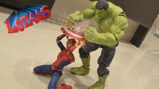 Spider-Man Action Series episode 1 Trailer