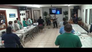 Pastor Luis Montana Sermones  Halloween 4 part