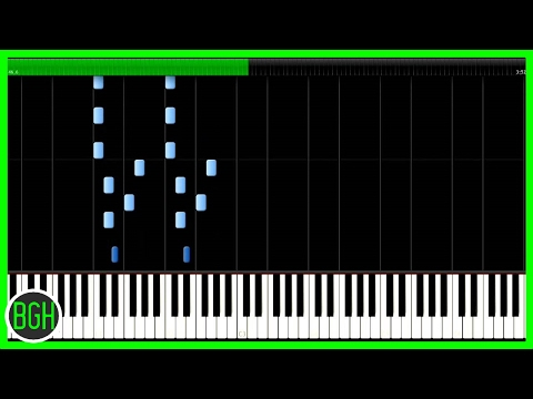 i Like To Move It (madagascar) - Piano Cover   Tutorial video