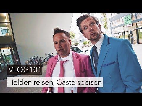 Vlog101 - Helden reisen, Gäste speisen