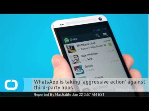 WhatsApp voice calls slowly being rolled out