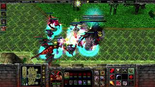 WarCraft 3: Dwarf Campaign 03 - Temple of the Old Gods (Part 4)