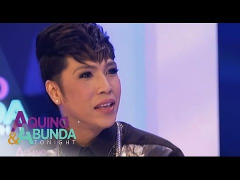 Vice Ganda on Yael Yuzon :