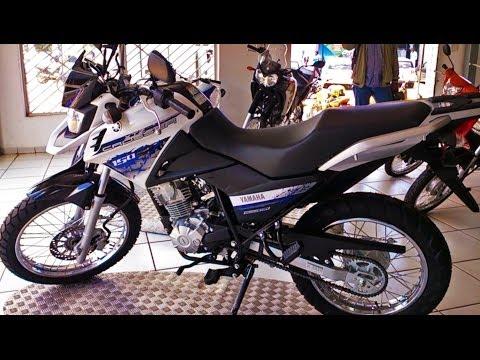 YAMAHA XTZ 150 CROSSER NA CONCESSIONÁRIA - MOTONEWS