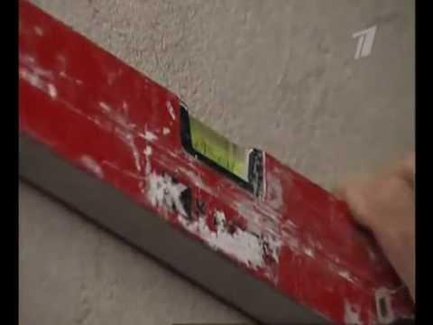 Видеоуроки по ремонту квартир.  Выравнивание потолка гипсокартоном
