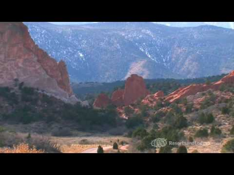 Garden of the Gods, Colorado Springs, Colorado - Destination Video - Travel Guide