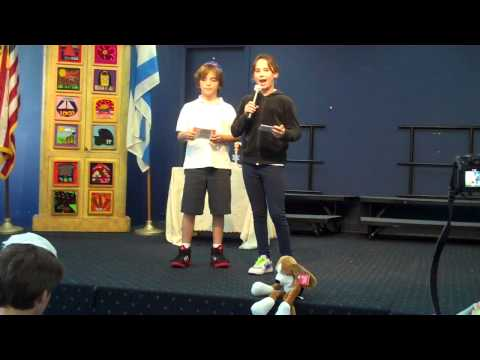 Federation Youth Ambassadors - Lehrman Community Day School.MP4