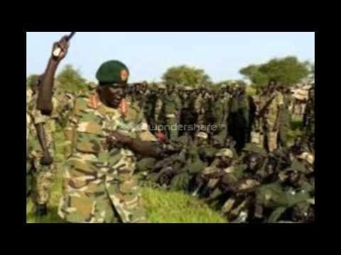 Anger madut - salva kiir mayar - South Sudan music 2014