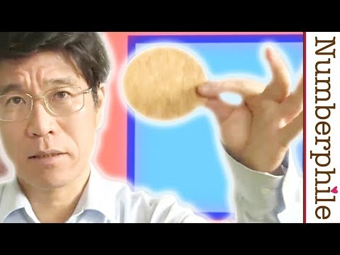 Round Peg in a Square Hole - Numberphile - YouTube (03月11日 11:45 / 11 users)