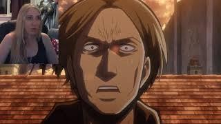 Attack On Titans S1 Episode 13 Reaction S01E13