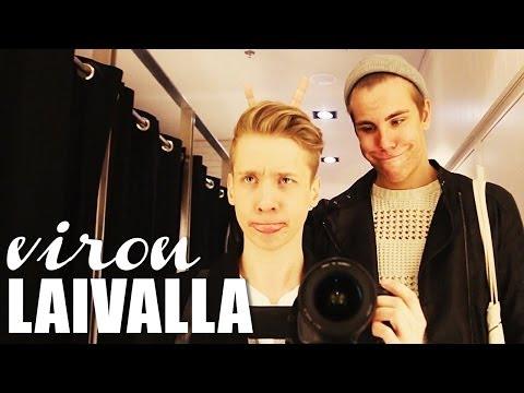 Viron Laivalla L Naag & Valtteri video