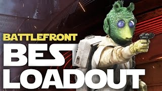 The Best Loadout in the Game! New Best Blaster in Battlefront - DT-12 and Bodyguard Trait