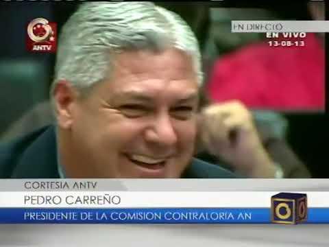 Lo que dijo Pedro Carreño en la Asamblea Nacional sobre Capriles y Primero Justicia