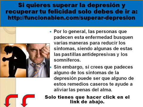 Terapias para la depresion - Depresion infantil