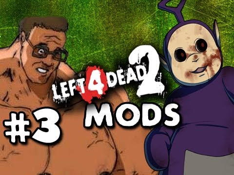 HANK HILL TANK - Left 4 Dead 2 Mods w/Nova Sp00n & Kootra Ep.3