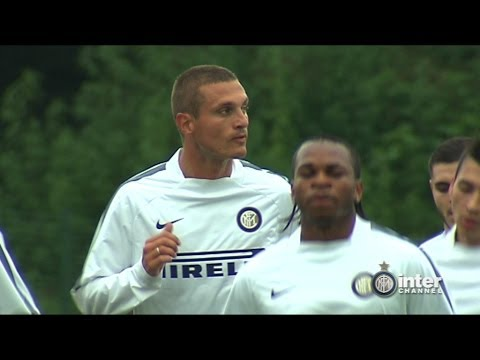 ALLENAMENTO INTER REAL AUDIO 04 07 2014