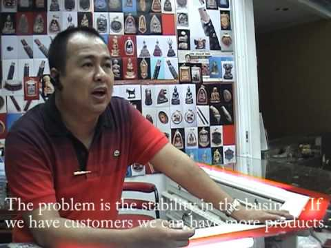 The Amulet Business in Thailand
