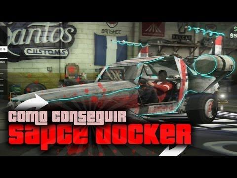 GTA V Online - Como conseguir Buggy Alienigena o coche alienigena GTA 5 Online