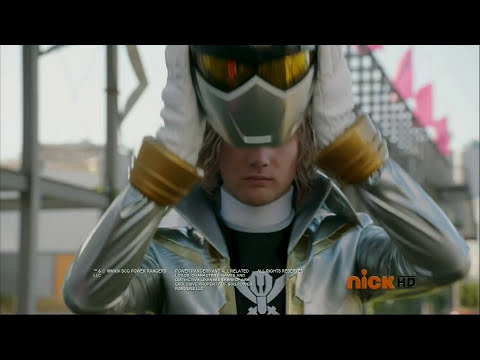 Power Rangers Super Megaforce - Silver Lining, Part 1 - Orion in the Final Scene (1080p HD)