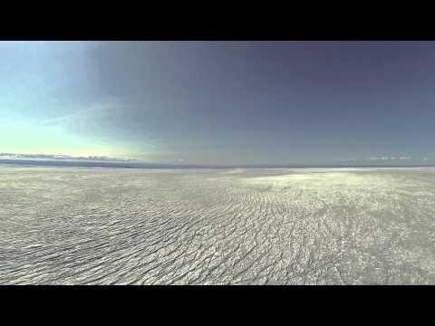 Dark Snow Project Raw Video: Fixed Wing Drone Flight
