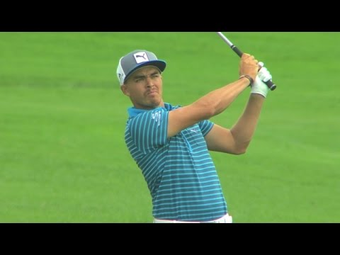 Rickie Fowler featured in LIVE@ The Honda Classic highlights from Day 4