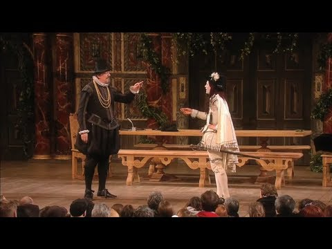 Globe On Screen: Twelfth Night Clip video