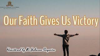 OUR FAITH GIVES US VICTORY DUBAI 12 JANUARY 2019