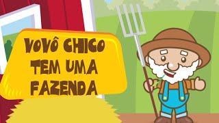 Canções Infantis - Animazoo - Vovô Chico Tem Uma Fazenda