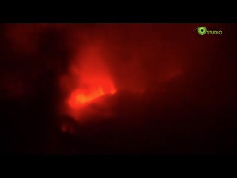 2014 Fogo Cape Verde Volcano Eruption / Kapverden Vulkanausburch