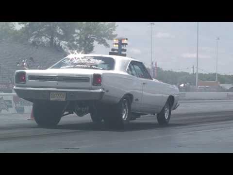 1969 GTX runs 9.43 @ 145mph