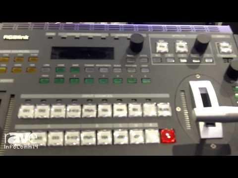 InfoComm 2014: RGBlink Presents its New Mixer