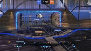 Rocket League Epic Save