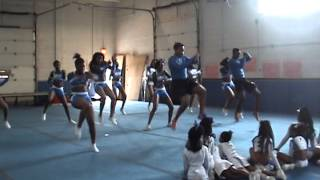 Meanstreets Elite All-Star Cheer End-of-Season Gym Show - April 2015