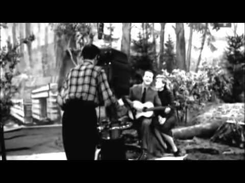 Телевидение СССР. 1958г.