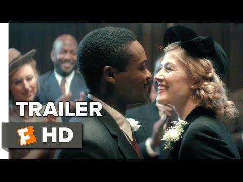 A United Kingdom Official Trailer 1 (2016) - David Oyelowo Movie