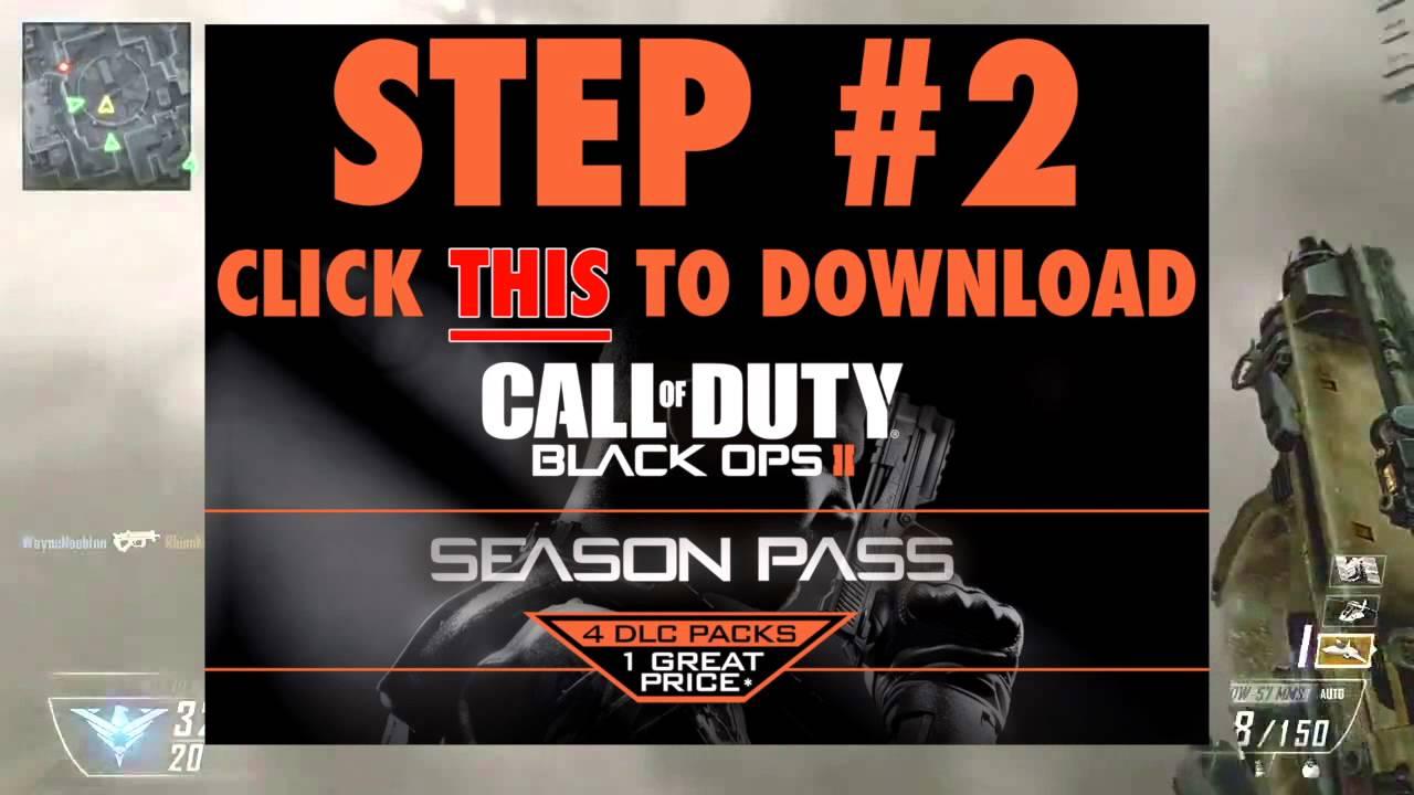 BLACK OPS 2 FREE SEASON PASS [PS3 XBOX360 PC] WORKING NO ...