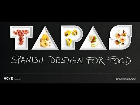 "Exposición ""Tapas. Spanish Design for food"""