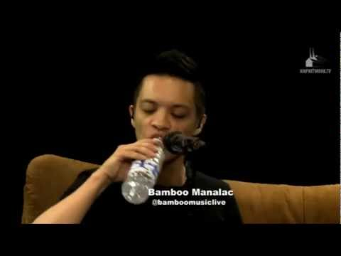 "Music video Bamboo Mañalac - ""The A Team"" (cover) - Music Video Muzikoo"
