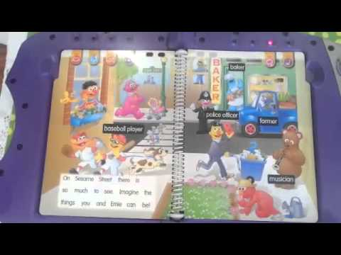 Fisher Price Power touch Learning system + 4 books (Melbourne) - YouTube