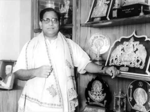 Ghantasala Private Songs   Pushpavilapam video