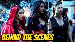 Boo 2! A Madea Halloween - Behind the Scenes - Tyler Perry, Inanna Sarkis, & Yousef Erakat - 2017