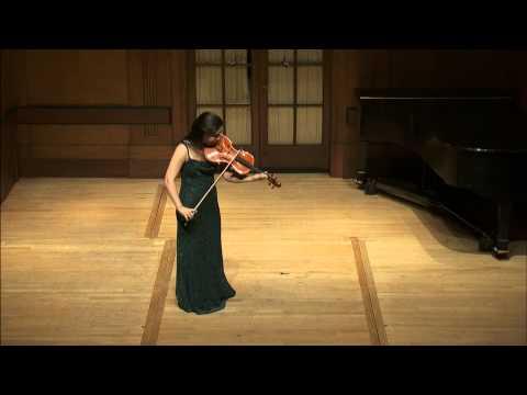 Reger: Suite No. 1 in G minor, Op. 131 d - II. Vivace (Ren Martin-Doike)