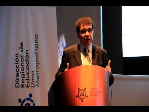 Conferencia Magistral: Marco del Buen desempeño Docente Mg. Luis Guerrero Parte 01