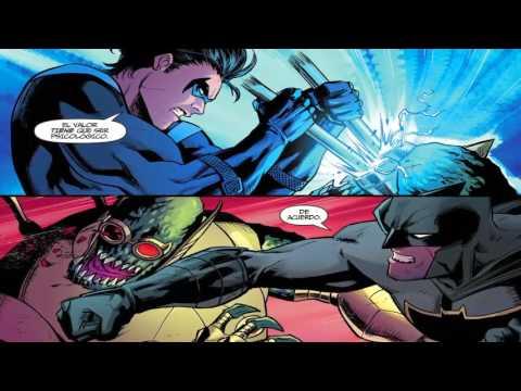 LA LIGA DE LA JUSTICIA Vs LOS TITANES Rebirth Comics Tj