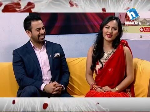 Jeevan Saathi with Zenisha Moktan Malhotra and Dikesh Malhotra (Promo)