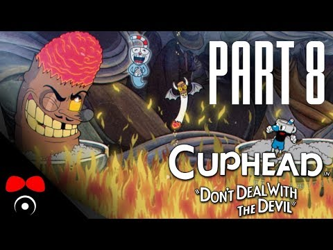 TOM A JERRY! | Cuphead #6